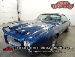 1970 Pontiac Firebird Formula 400 Tribute Drives Inter Body All Excel - See more at: www.dustyoldcars.com