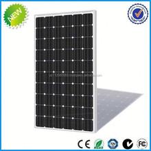 2015 Newest 2w-300w solar panel Mono+Poly with CE UL TUV