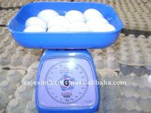 blanco fresco de huevos de gallina