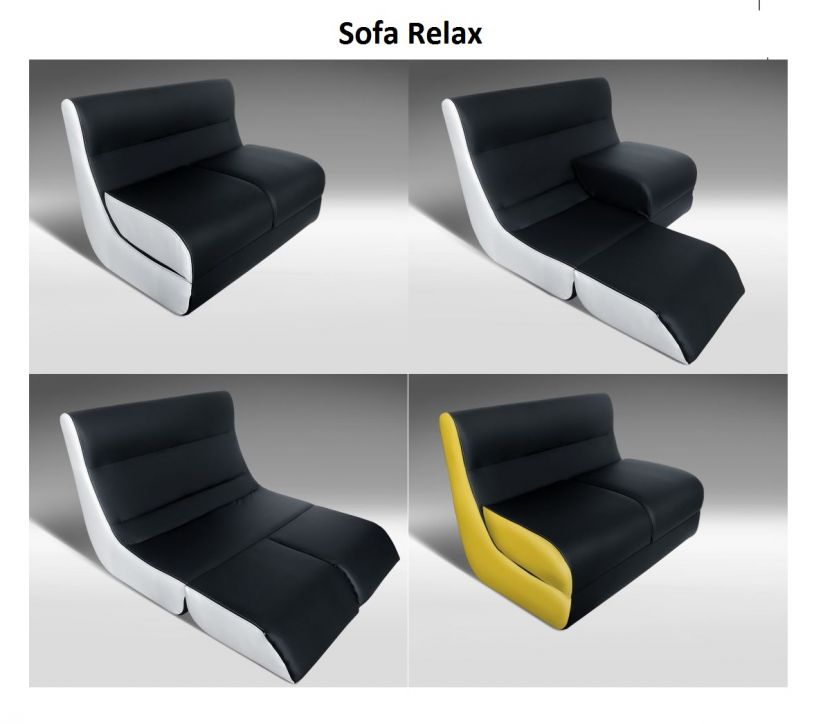 Double folding chair relax sofa armchair couch furniture buy cheap relax chair product on - Cheap relaxing chairs ...