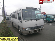 Stock # 38557 TOYOTA COASTER - 1995 USED MICRO BUS FOR SALE