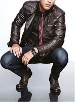 Leather Fashion Jacket Sialkot craftsmen skilled Jacket maker wholesale