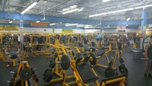 GYM FITNESS EQUIPMENT LOT OVER 150 PIECES COMMERCIAL GRADE