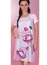 Honeymoon sexy bedroom wear lingerie-2015 Fashionable honeymoon dress-ice cream cone design nighty