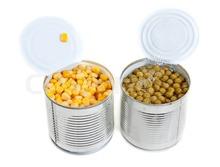Australian canned vegetables