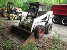 1999 Bobcat 863