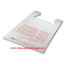 T-shirt Thank You Plastic Bag Manufacture in Vietnam