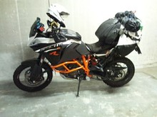 New KTM 1190 Adventure R