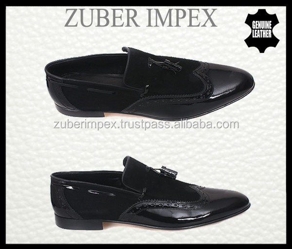 leather business semi casual shoes for buy european