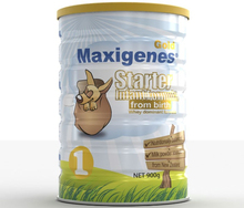 Maxigenes GOLD Stage 2 Infant Formula (Follow On) 6-12 months New Zealand NZ Baby Ready to Export