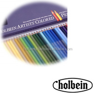 Lightfast and High End Holbein Artists' Color Pencils for art school use