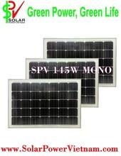 Solar Panel high efficiency Solar Power Vietnam