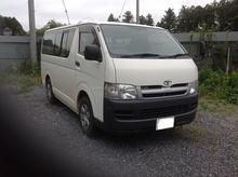 CHEAP USED CARS FOR SALE IN JAPAN FOR TOYOTA HIACE VAN CBF-TRH200V