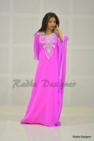 Fashion abaya women casual muslim women long dress pure color long sleeve abaya wholesale moroccan dress kaftan for sale m428
