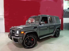 USED CARS - MERCEDES-BENZ G-CLASS G63 AMG V8 BITURBO (LHD 10002)