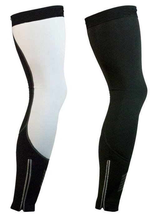 how to wear cycling leg warmers