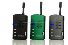 Davinci Dry Herbal E-Cigarette Kit 2200mAh Wax Electronic Cigarette Set with Oled Screen Display Davinci Vapor Cigarette