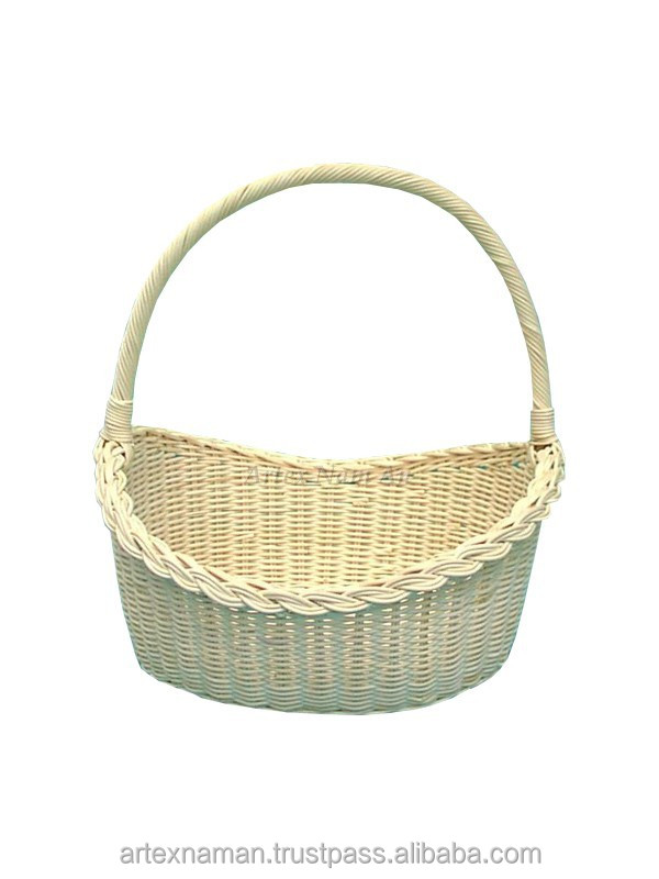 Rattan Flower Baskets : Wholesale rattan flower basket buy