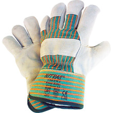 Pile Lined Full Grain Leather Glove 2015/best quality by taidoc
