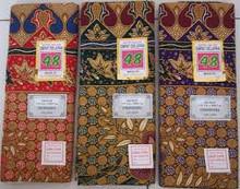 batik sarong original from java