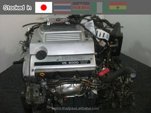 Used car parts NISSAN VQ20-DE QUALITY CHECKED BY JRS JAPAN REUSE STANDARD AND PAS777 PUBLICY AVAILABLE SPECIFICATION