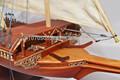 Galar- de madera modelo de barco de vela barco modelo