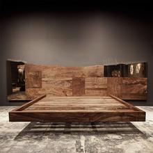 Timber Slab BED