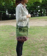 Various and Popular cotton tote bag [ BUCKET BAG ] at reasonable prices , small lot order available