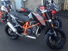 Brand new 2014 KTM 690 DUKE THE ESSENCE OF MOTORCYCLING