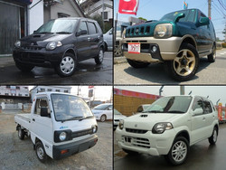 Reliable and High quality 2000 suzuki kei used car at reasonable prices long lasting