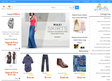 Online website design ecommerce website design and development online wholesale shop