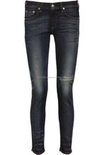 High Quality 2015 Original Brand Women Black Skinny Sex Jeans