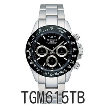 Various designs of high quality Technos brand Swiss watch waterproof up to 10 ATM
