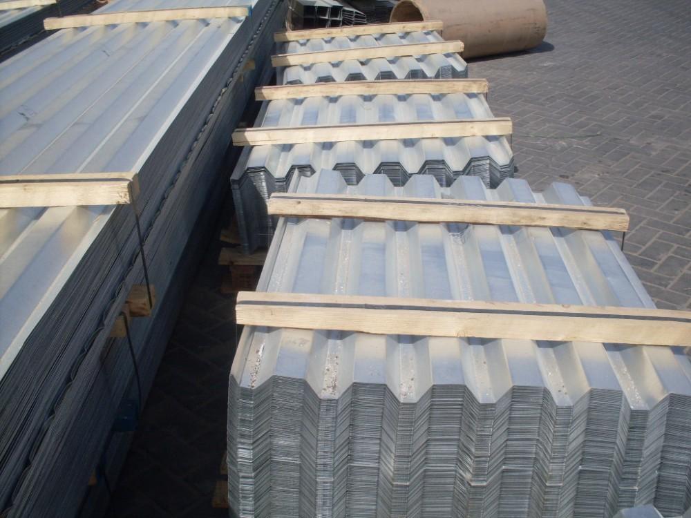 Qatar Doha Mezzanine Floor Decking Sheets 45 150 Profile