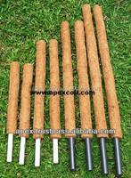 Coconut Coir fiber Plant Poles suppliers for Garden and Nursery from Tamilnadu