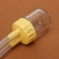 1Pc Adjust Baby Born Infant Safety Nose Cleaner Vacuum Suction Nasal Aspirator