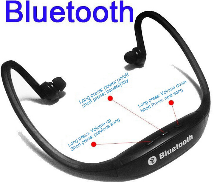 2015 shenzhen neckband bluetooth wireless headset stereo headphone for samsung galaxy s4 i9500. Black Bedroom Furniture Sets. Home Design Ideas