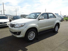 Used (LHD) Toyota Fortuner SRS PREMIUM 7 seats 2.7 Gasoline 2013