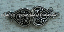 heart clase,different design clasp finding