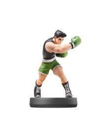 Nintendo Amiibo Figure Little Mac