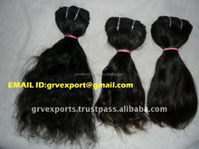 woven human hair from india exporter