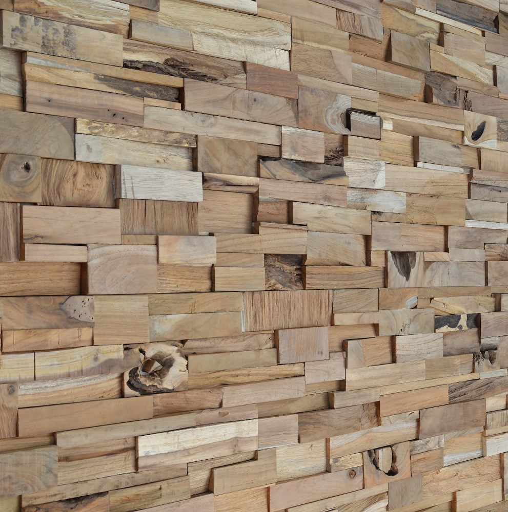 Wooden Wall Cladding : Wall panel wood cladding buy recycled teakwall wooden