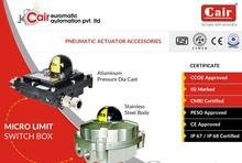 Limit Switch Box CCOE Certified