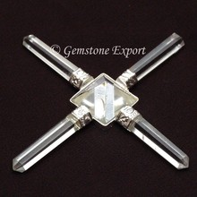 Crystal Quartz Pyramids Generator :Wholesale Crystal Healing Tools