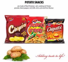 Potato Snacks , Potato Chips , Halal Snacks