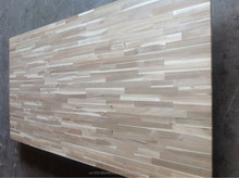 ACACIA FINGER JOINTED LUMBER BOARD