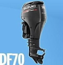 Free shipping for Used Suzuki Df 70 Atl Hp Four Stroke Outboard Boat Motor Engine Long