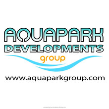 Aqua Park Inflatable water slide , Inflatable Water slide for beach park , Aqua park Developments