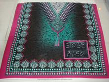 Micro Polyester low price kaftan whole sale hot item