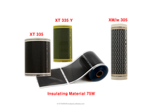 Rexva Heating Film - XiCA - Efficient and easy to install heating. Offers the best in heated environments